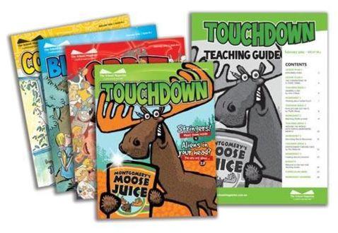 school mag teaching guide