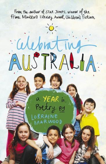 celebrating australia cover